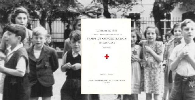 Cruz Roja y Shoá, 1947