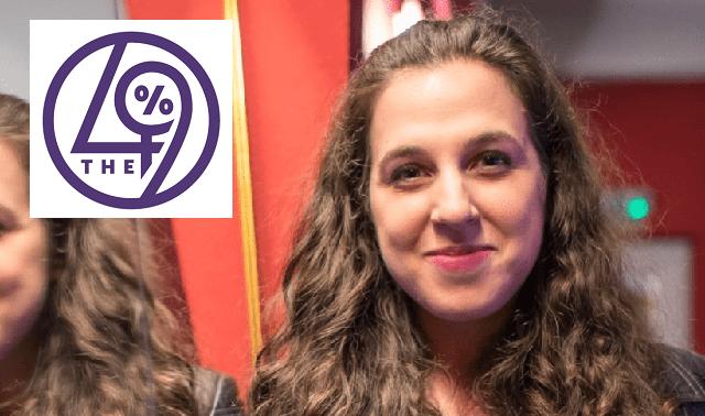 The 49%: el cine como herramienta de defensa de las mujeres, con Paula Kweskin