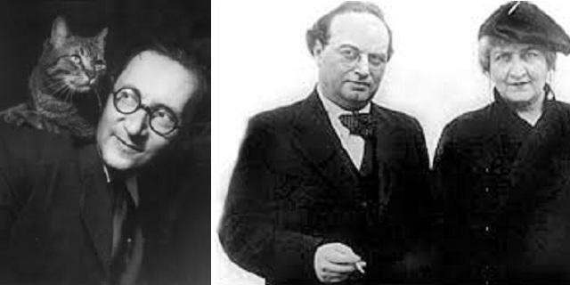 Weil y Werfel y sus libros amigos para el confinamiento