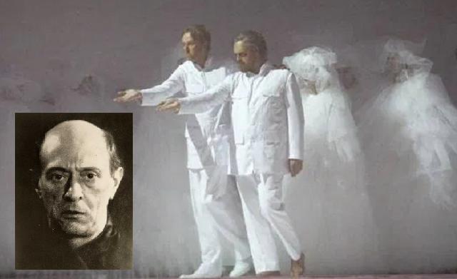 Arnold Schönberg  vehaópera Moshé veAharón