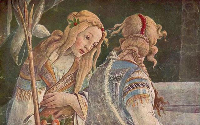 Grandes mujeres y sus nombres (VIII): Tzipora (Séfora)