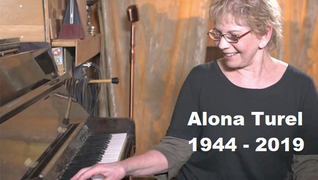 Alona Turel: compositora, arreglista y músico de jazz