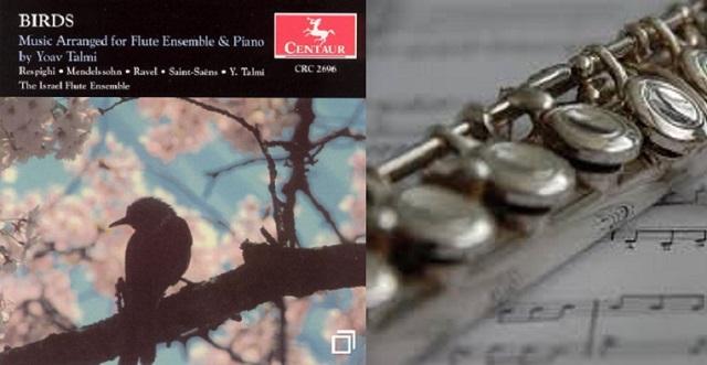 Mendelssohn arreglado para flautas