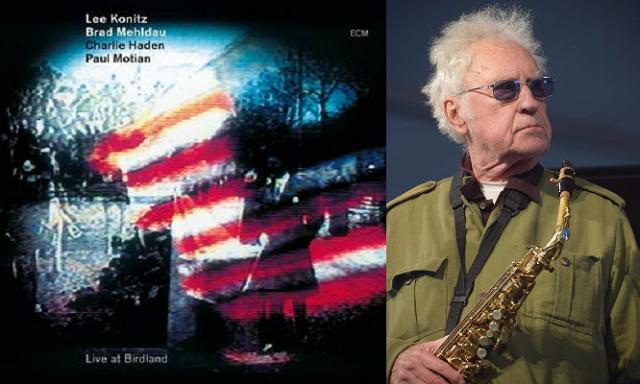 Lee Konitz (y IV): con 90 y a lo loco