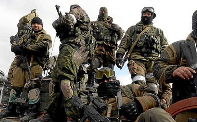 Mercenarios y Guerras híbridas