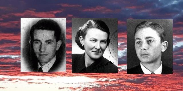 En nuestra memoria: Rudolf Acohen, Zdenka Popper y Arthur Menke