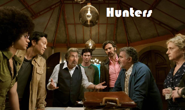 Hunters: una serie irreverente, excesiva y adictiva sobre la venganza