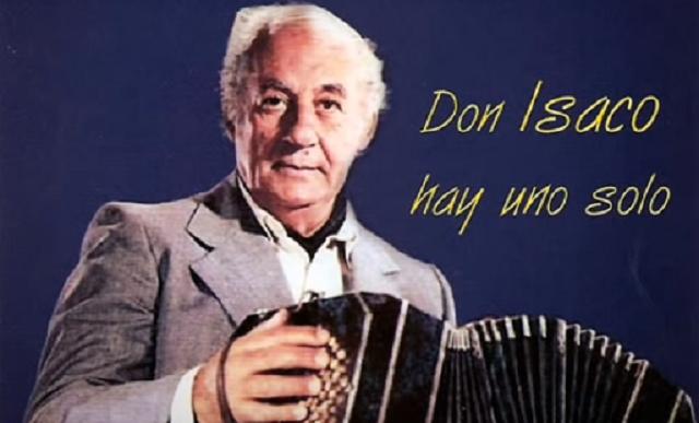 Isaco Abitbol, en judeoespañol, desde el CIDICSEF de Buenos Aires