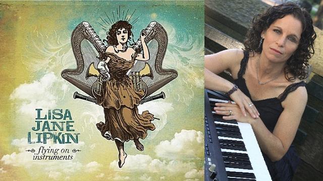 El tercer disco de Lisa Jane Lipkin
