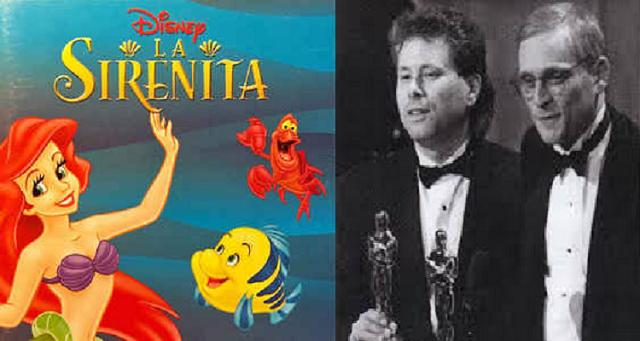 La sirenita (The Little Mermaid), de Alan Menken y Howard Ashman