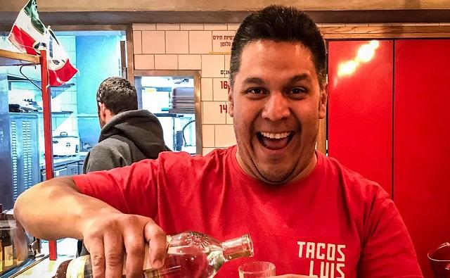 Auténtico sabor mexicano en el corazón de Jerusalén, con Luís Cruz