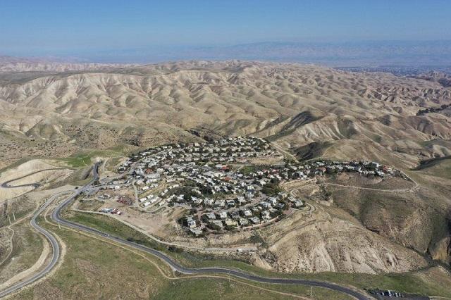 La soberanía frente a la anexión en Cisjordania