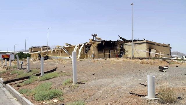 Las misteriosas explosiones en bases militares iraníes