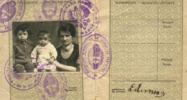 """Raquel Liberman: """"la polaca"""" que derribó la organización de trata de blancas Zwi Migdal"""