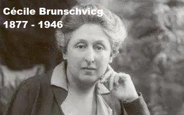Cécile Brunschvicg, líder del feminismo francés