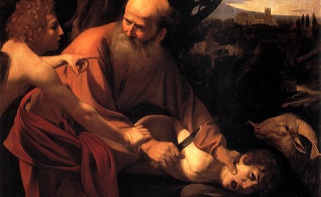 El sacrificio (atadura) de Isaac (y III)