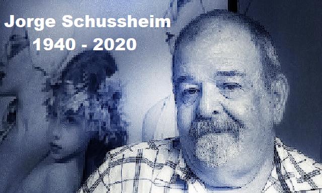 Homenaje a Jorge Schussheim, a los 30 días de su muerte