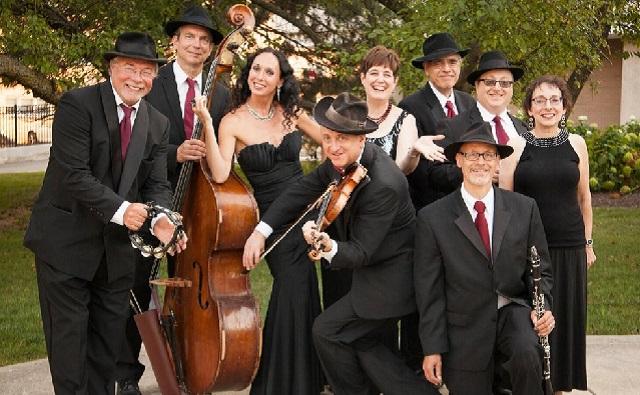 ¡A bailar con la Maxwell Street Klezmer Band!