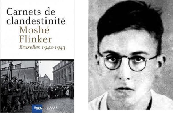 Les carnets de clandestinité de Moshé Flinker