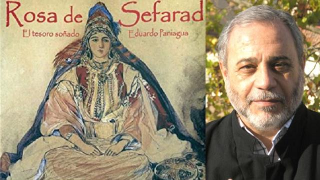 """""""Rosa de Sefarad"""", música judía de Eduardo Paniagua"""