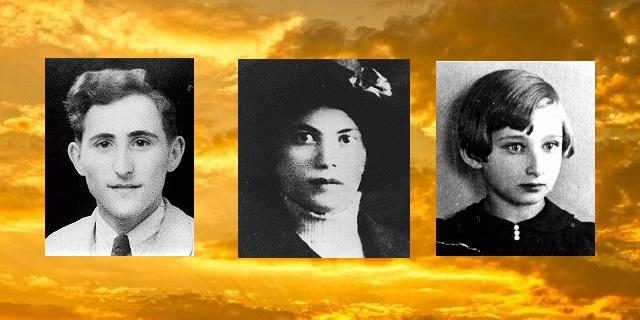 En nuestra memoria Gad Beck, Mina Beker y Nesse Galperin