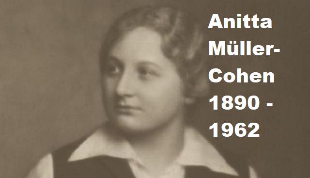 Anitta Müller-Cohen, periodista y política vienesa
