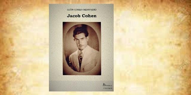 """""""Jacob Cohen"""", con su autor León Cohen Mesonero"""