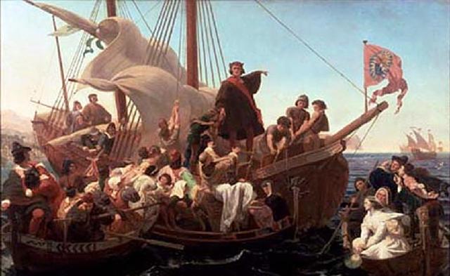 Los judíos de Colón