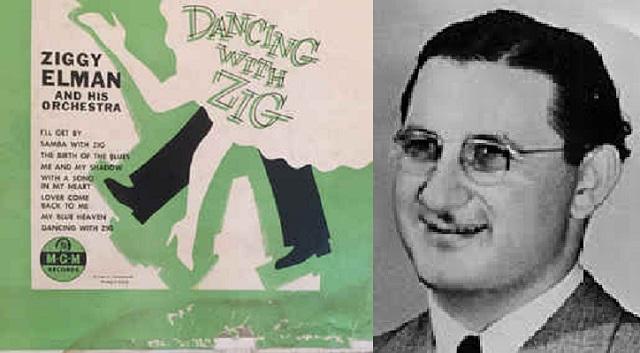 Ziggy Elman (III): bailando el swing