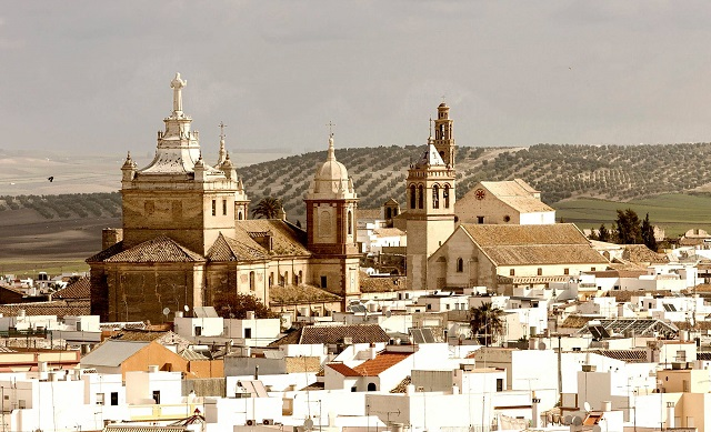 La sevillana Marchena: sin judería, llena de huellas judías, con José Antonio Suárez