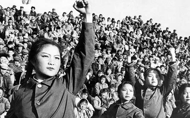 La Gran Revolución Cultural Proletaria china