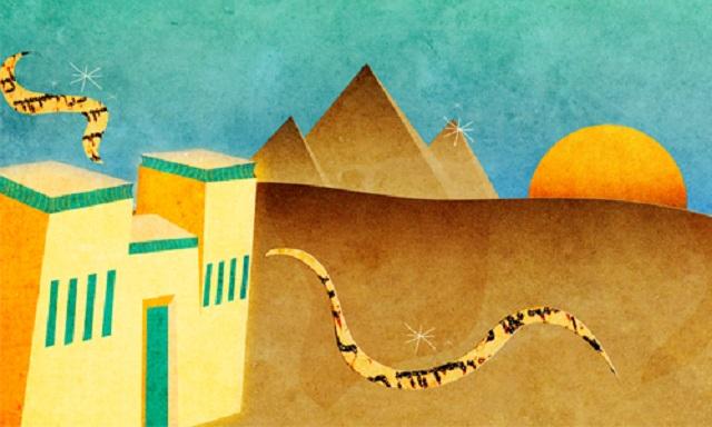 La colectividad que no fue a Babilonia y se refugió en Egipto, con Mauricio Zieleniec