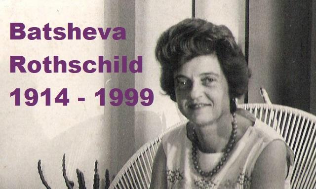 La baronesa Bethsabée de Rothschild: filantropía y mecenazgo