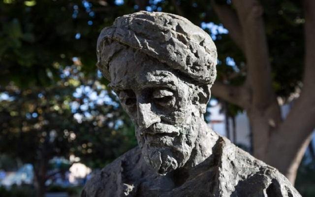 Gabirol: judío errante en Sefarad