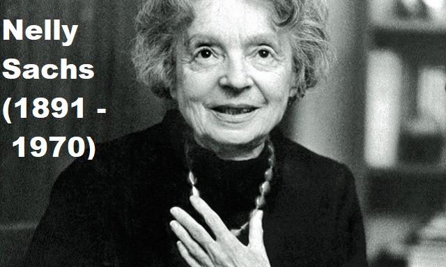 Nelly Leonie Sachs, premio Nobel de Literatura