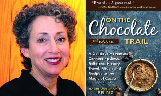 Jewish Resilience through Chocolate, with Rabbi Deborah R. Prinz