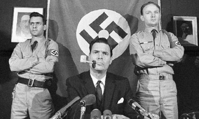 De la supremacía blanca al neonazismo en EE.UU.