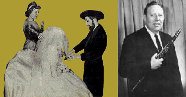 La boda jasídica de Rudy Tepel