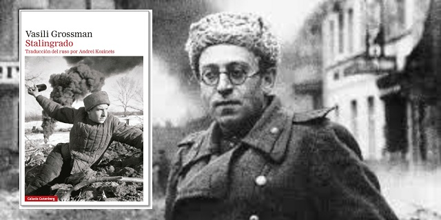 """Stalingrado"", de Vasili Grossman"