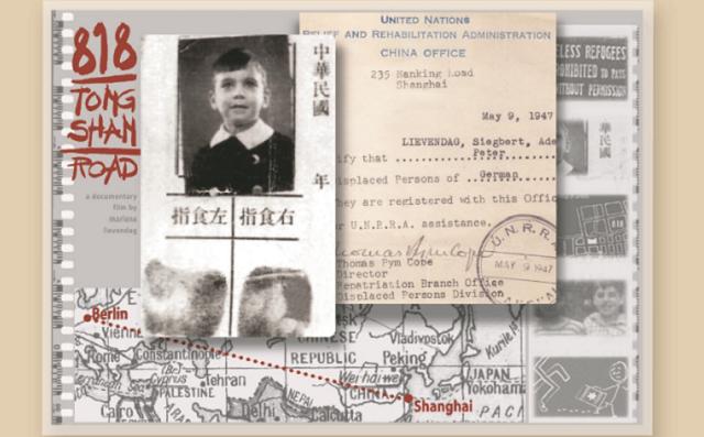Pedro Lievendag- Shanghai; único destino