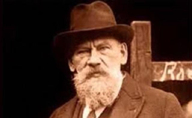 Tolstoi: ¿qué es un judío?