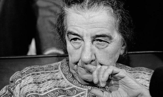42 años del fallecimiento de Golda Meir