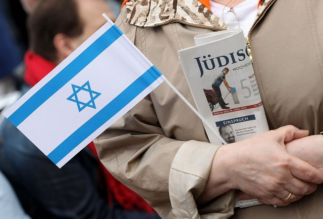 Uso de un tono jocoso al hablar de Israel