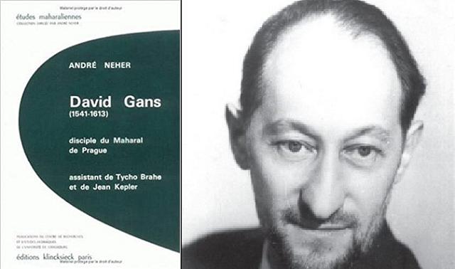 """David Gans: discípulo del Maharal de Praga"", de André Neher"