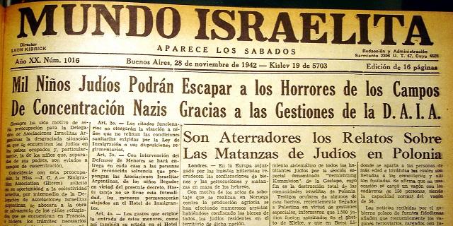 Argentina antinazi