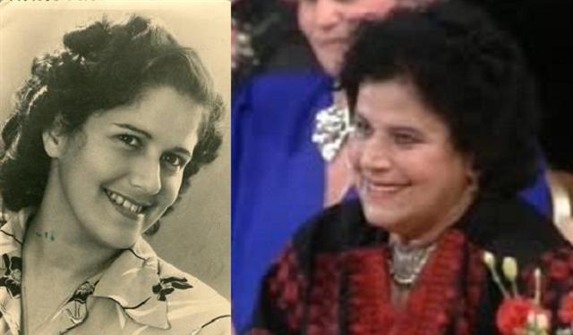 Esther Gamlielit, hazamír haeréretzisraéli shekav'á et jotamó baám