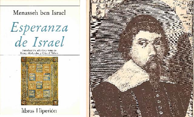 """Esperanza de Israel"", de Menasseh ben Israel"