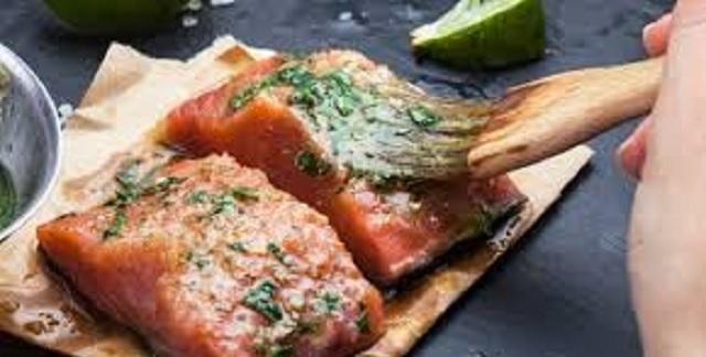 Cocina judía de otoño: marinada y pollo con zanahorias a la menta