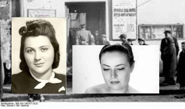 La vida cultural en el Gueto de Varsovia: Marysia Ayznshtat y Wiera Gran