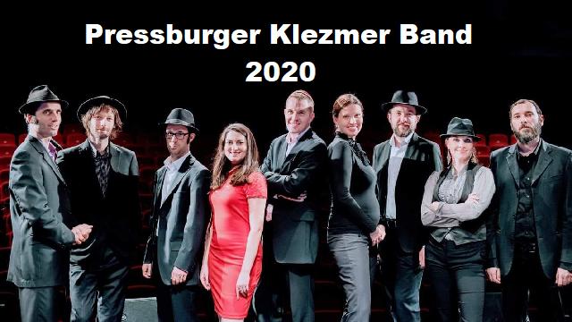 Desde Eslovaquia, Pressburger Klezmer Band